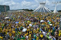 "Marcelo Mendes de Souza | Democracy and Revisionism in Brazil: What is behind the Recent ""Fora Dilma"" [Dilma out] Protests?"