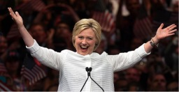 Hillary makes history | Jennifer Curtin