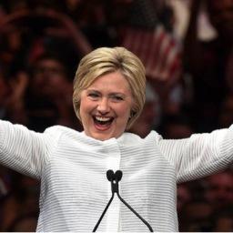 Hillary makes history | Jennifer Curtin